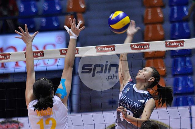 Navy keeps V-League semis hopes alive with win over Baguio
