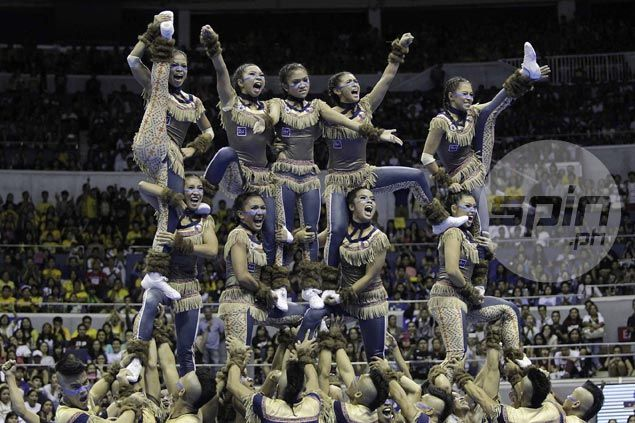 Repeat so sweet as NU Pep Squad retains UAAP Cheerdance title behind flawless performance