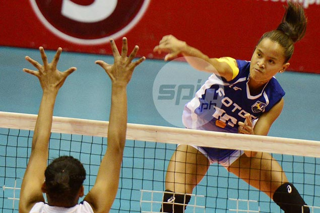 Rondina, Santiago star as Foton wins five-set thriller to hand Army third straight loss in PSL