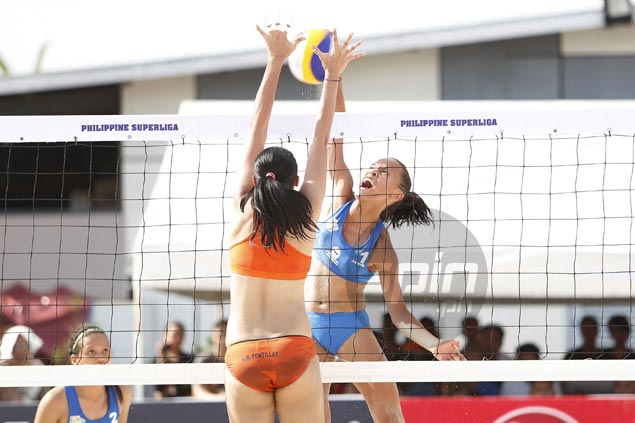 Patty Orendain, Cherry Rondina enter Super Liga beach volley quarterfinals unbeaten