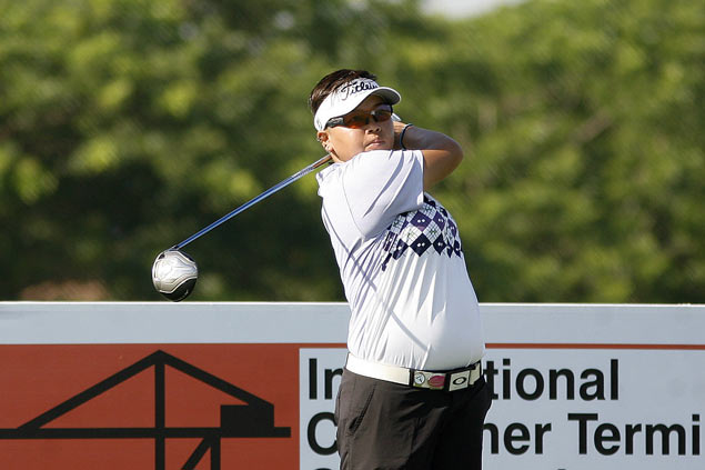 Chihiro Ikeda two strokes clear at LPGTBeverly Place Pampanga