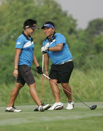 Team South scores sweep of first four matches against North rivals in LPGT The Duel 2