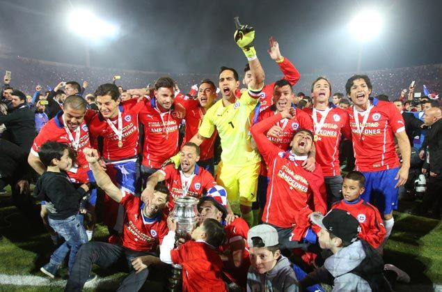 Chile ends 99 years of hurt, extends Argentina's title drought by winning Copa America on penalties