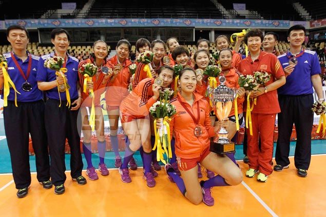 China overcomes Thailand in four to rule Asian Under-23 Women's Volleyball Championship