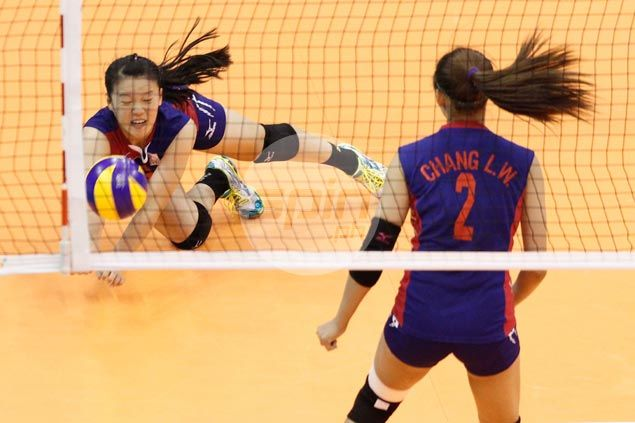 Chinese Taipei whips India to claim fifth spot in Asian U23 Women's Volleyball Championship