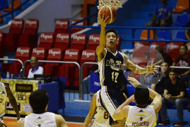 NU Bulldogs cruise past UP Maroons for third consecutive victory