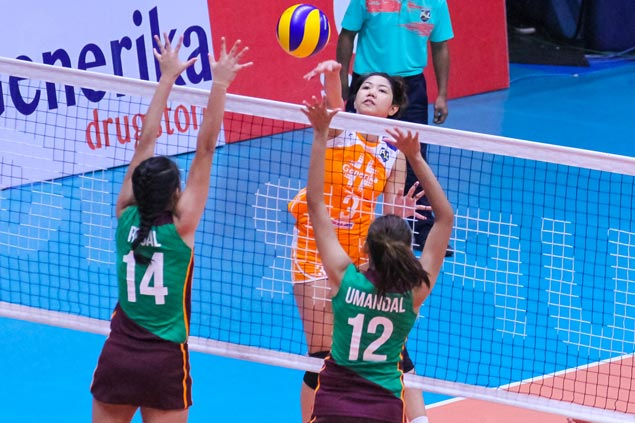 Generika scores second victory and keeps Amy's Kitchen winless in PSL All-Filipino