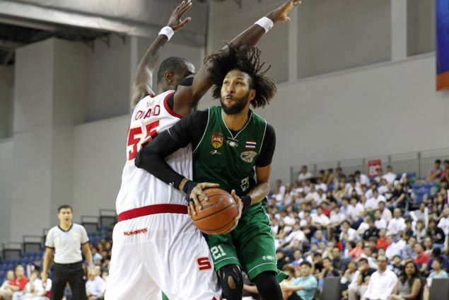 Blackwater bringing in seven-foot two-time ABL best import for Commissioner's Cup