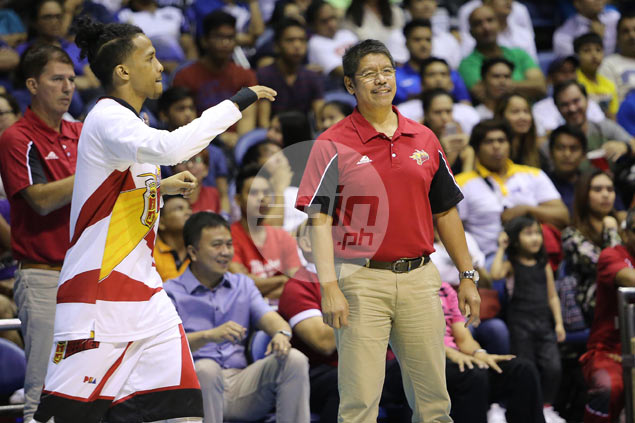 Leo Austria doesn't mind pressure that comes with 'team to beat' tag for SMB
