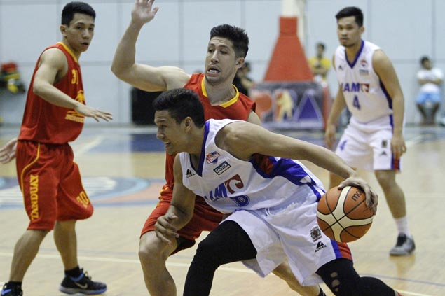 University of the Philippines-QRS scores second straight victory, keeps Tanduay winless in D-League