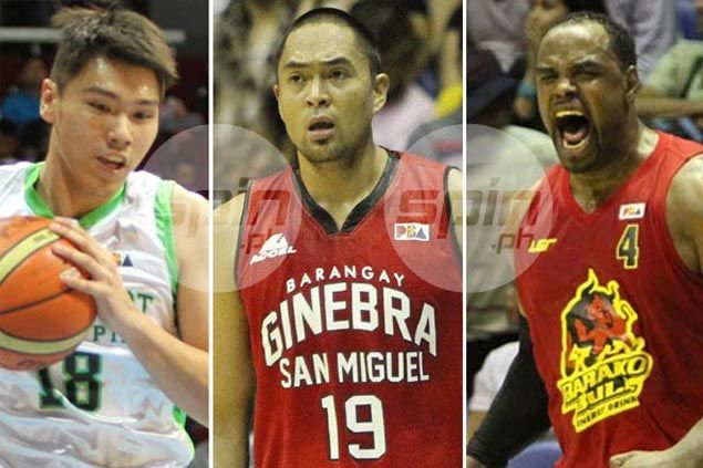 Ginebra to acquire Dorian Pena, JR Reyes to SMB, Justin Chua to Barako in three-team trade