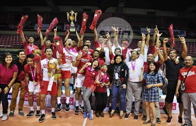 Cignal gets payback with straight set win over PLDT to cop men's title of Super Liga