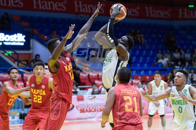 CSB Blazers import Clement Lentcheu out up to six weeks with quad injury