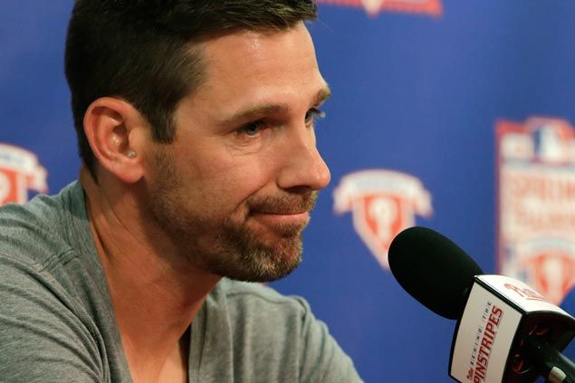 Cliff Lee placed on 60-day disabled list, will try to rehab arm without surgery