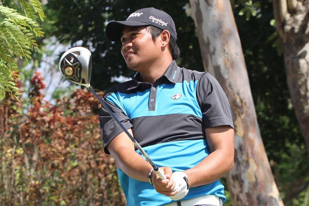 Clyde Mondilla drawn to play with ADT's top two players as action starts at Wack Wack