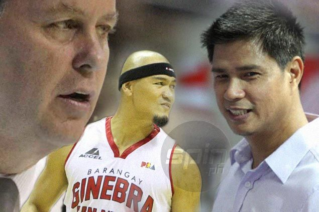 Mark Caguioa has to reinvent game, be more like Jojo Lastimosa, says Tim Cone