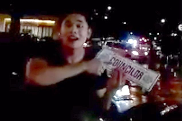 Ateneo player John Apacible identified as 'drunk driver' who went on a rage in viral video