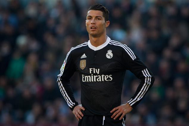 Cristiano Ronaldo denies reports he wants out of Real Madrid