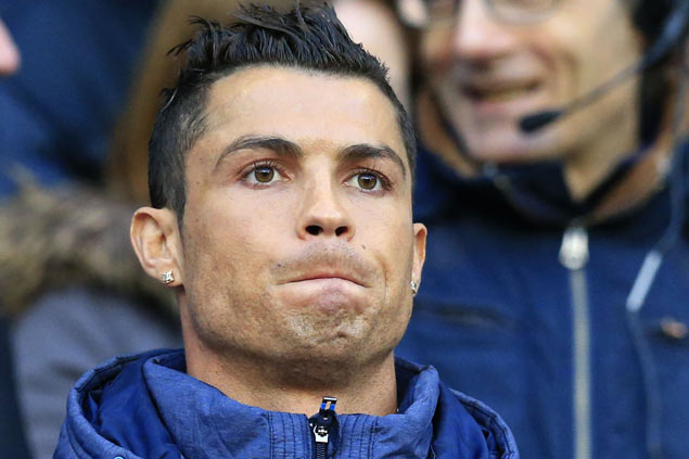 Cristiano Ronaldo remains doubtful for second leg of Real Madrid-Man City semifinal