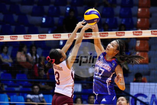 Arellano Lady Chiefs advance to V-League quarters with quick win over hapless UB Lady Brahmans