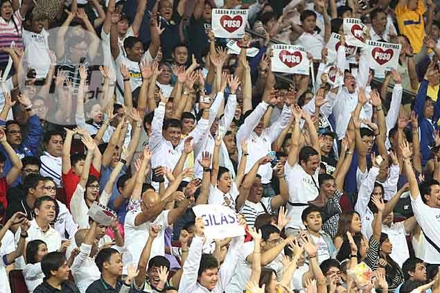 Boost for Gilas as Philippines awarded right to host Fiba Olympic Qualifying Tournament
