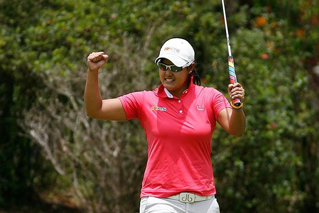 Cyna Rodriguez wins John Hay Ladies Invitational by 11 strokes