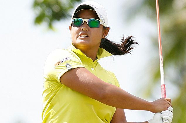 Cyna Rodriguez seizes three-stroke lead over Jayvie Agojo with one round to play at Mt. Malarayat