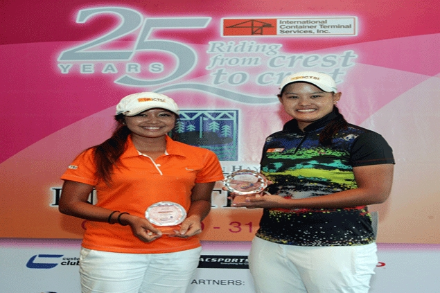 All eyes on Cyna as season-opening ICTSI-Ladies Philippine Golf Tour underway