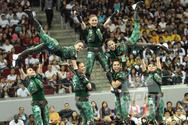 UAAP cheerdance preview: La Salle Animo Squad eager to sustain rise under coach Rosario