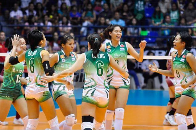 La Salle turns to rookie Christine Soyud in foiling UP's upset bid