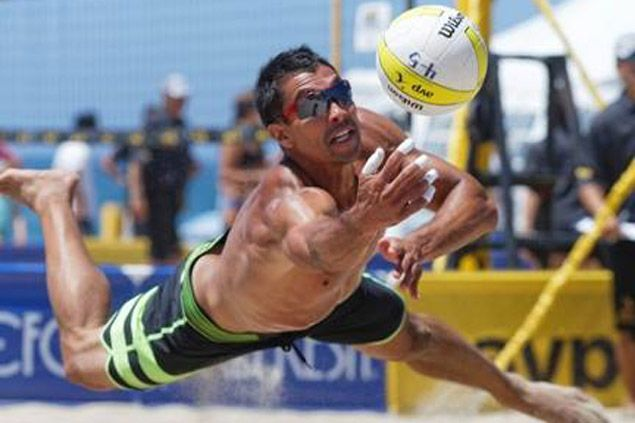 Former Olympian David McKienzie tapped as head instructor for Super Liga beach volley clinic