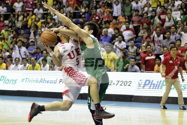 UE Warriors stun La Salle Green Archers behind late fightback to stay in hunt for Final Four spot