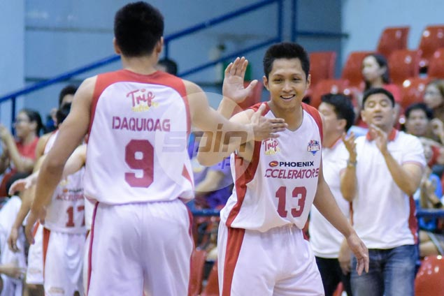 Mike Tolomia takes charge as Belo-less Phoenix keeps record unblemished with rout of Aguilas