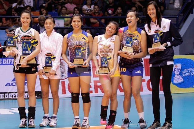 Rachel Anne Daquis reinforces PH Army's status as home to V-League MVPs