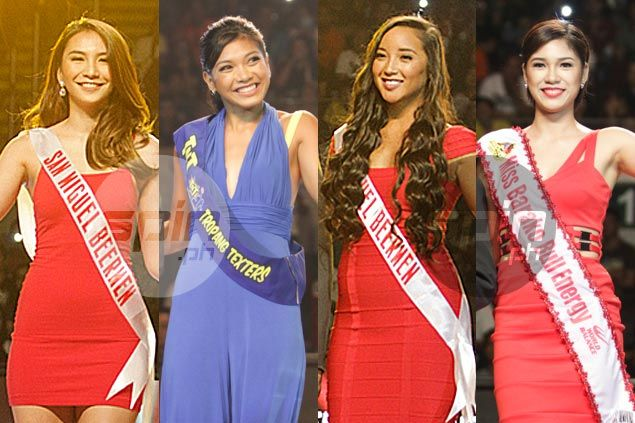 Musings from PBA muses: Alyssa Valdez endures night in stilettos, Mika Reyes dolls up in bright red dress
