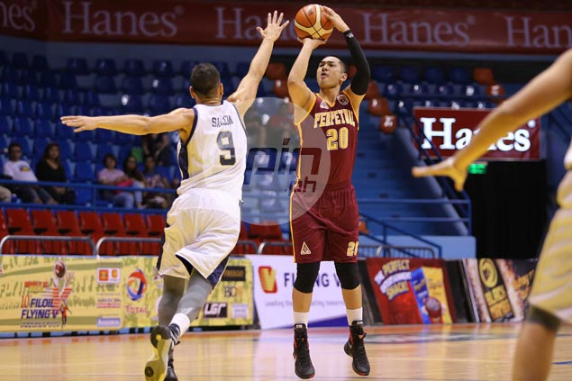 Four Perpetual Altas score in double figures to stun NU Bulldogs for second straight win