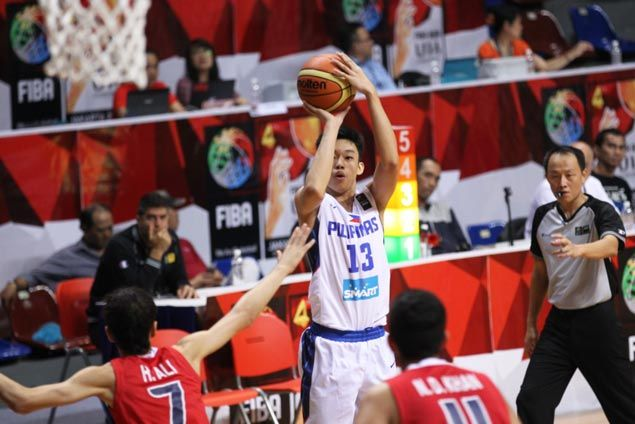 Dave Ildefonso stars as Batang Gilas rips Bahrain in Fiba-Asia Under-16 debut