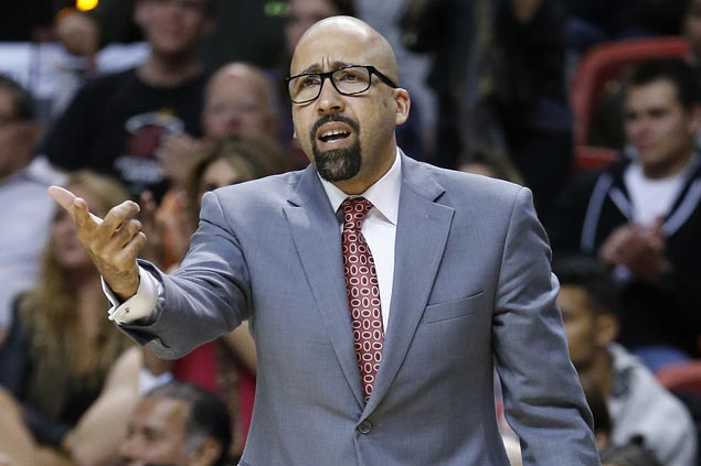 Heat assistant David Fizdale accepts offer as Grizzlies coach, says source