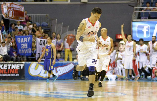 Gary David singles out import Josh Davis as the biggest reason behind Meralco franchise's best start ever