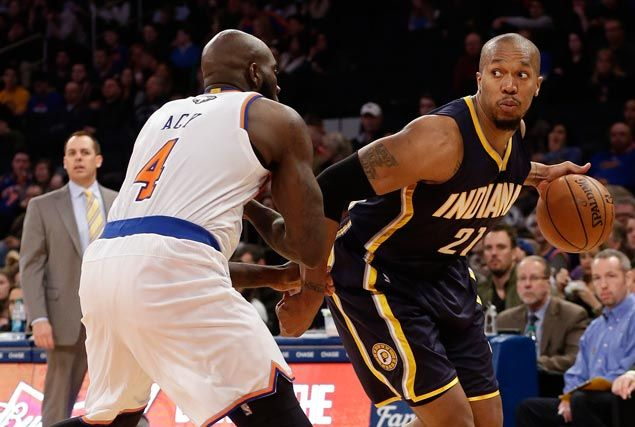 Pacers focused on bid for playoff spot, not counting on getting a boost from Paul George