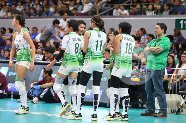 La Salle coach laments win that got away because of too many unforced errors