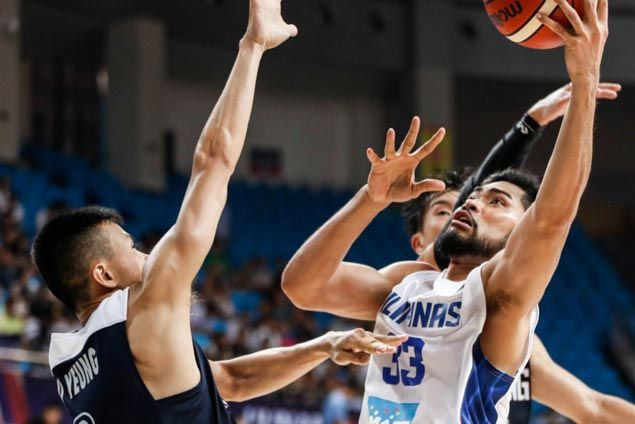 WATCH Gabe Norwood tees up Ranidel de Ocampo for dunk as Gilas bounces back