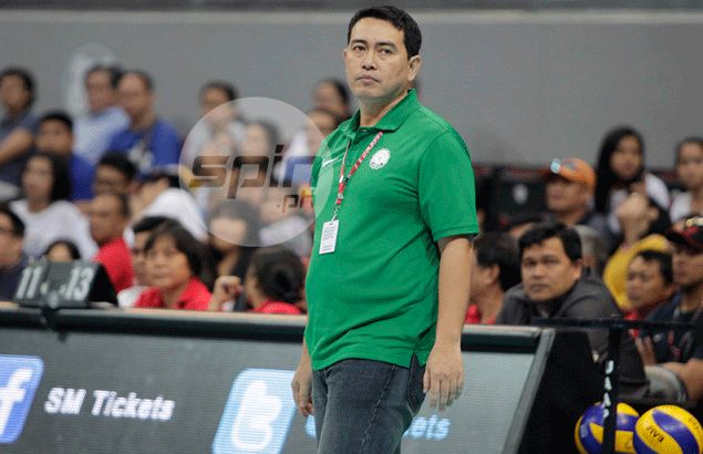Ramil de Jesus admits Ara Galang loss to injury too much for Lady Spikers to overcome