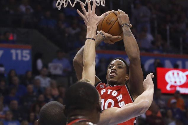 Raptors fend off Celtics rally as Toronto stretches win streak to six