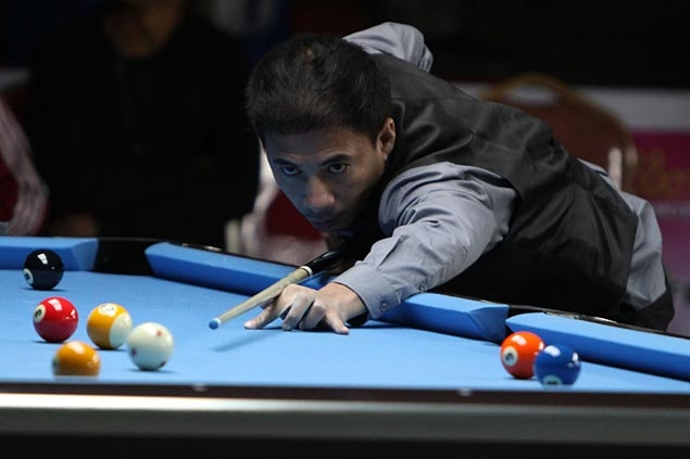 Dennis Orcollo recovers from three racks down, wins seven straight to claim 9-ball gold in SEA Games
