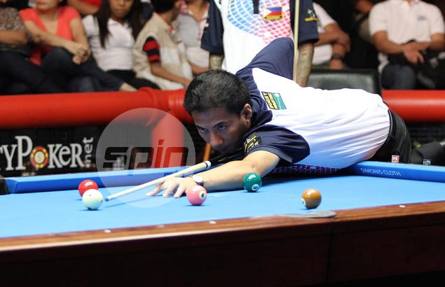 Dennis Orcollo, four more Pinoys remain in the hunt for World 9-Ball Championship