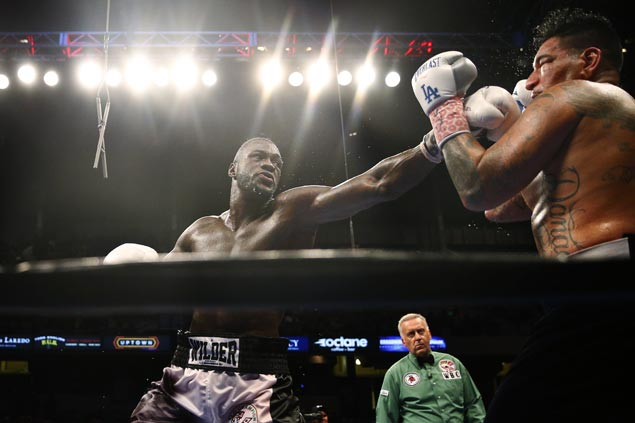 Deontay Wilder calls for crackdown on doping, wants cheaters punished 'before it ruins boxing'