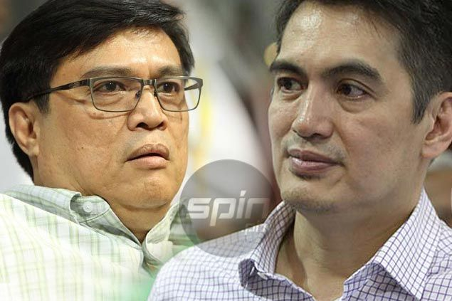 Pumaren brothers find selves on collision course after Franz takes up Adamson job