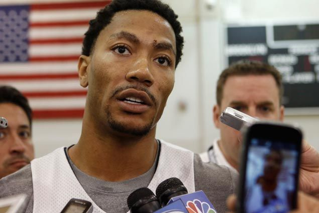 Derrick Rose, friends accused of gang-raping a woman who claims to be his ex-girlfriend