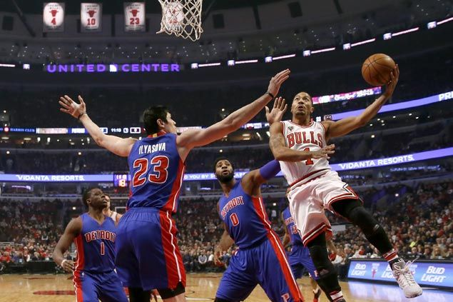 Andre Drummond leads way as Pistons outlast Bulls in epic 4 OT